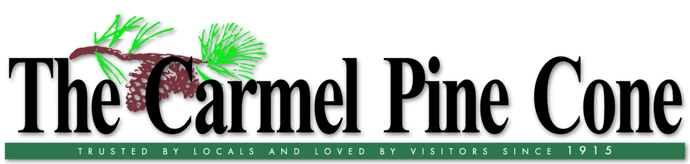 The Carmel Pine Cone's first story of the week